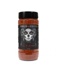 Spanglish Asadero Spicy Al Pastor Seasoning - 10oz