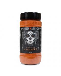 Spanglish Asadero Fiery Citrus Habanero Rub - 10oz