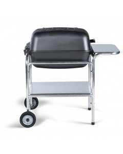 PK Portable Kitchen Charcoal Grill and Smoker - Graphite