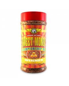 Sweet Money BBQ Rub - 14oz