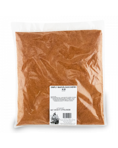 Simply Marvelous BBQ Cherry BBQ Rub - 5lb Bag