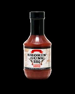 Smokin' Guns BBQ Sauce - 18oz