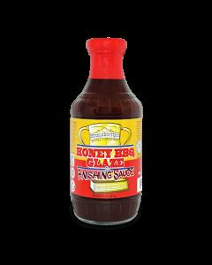 Sucklebusters Honey BBQ Glaze & Finishing Sauce - 20oz