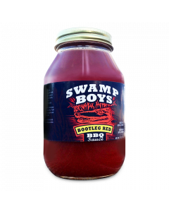 Swamp Boys Bootleg Red Vinegar Sauce - 32oz
