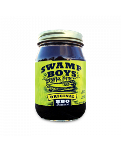Swamp Boys Original BBQ Sauce - 19oz