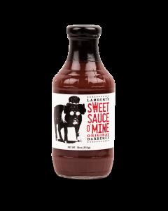 Sweet Sauce O' Mine Original Sauce - 18oz