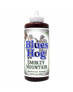 Blues Hog Smokey Mountain BBQ Sauce - Squeeze Bottle