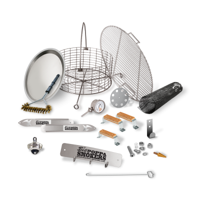 BPS DIY Drum Smoker Kit - Starter Pack