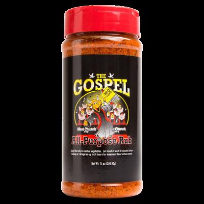 Meat Church The Gospel All Purpose BBQ Rub - 14oz