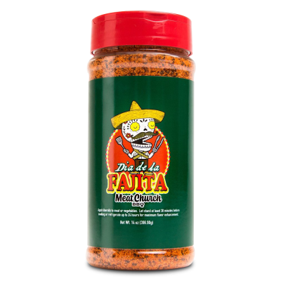 Meat Church Dia de la Fajita Seasoning - 14oz