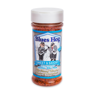 Blues Hog Sweet & Savory Seasoning - 6.25 oz