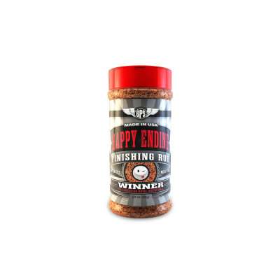 Happy Ending BBQ Finishing Rub - 2.9oz