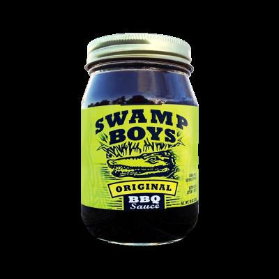 Swamp Boys Original BBQ Sauce - 19oz