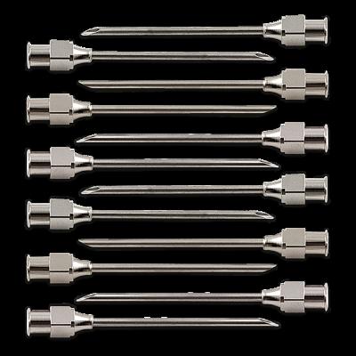 Pro Shot Meat Injector 14 Gauge Needles - 12 Pack