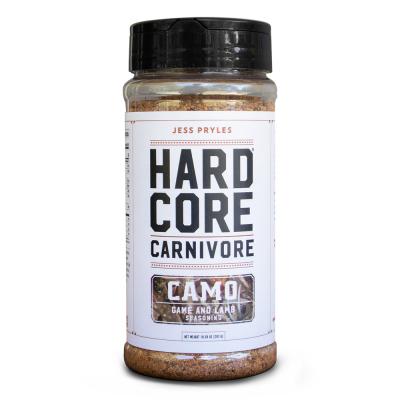 Hardcore Carnivore Camo - 10.50oz