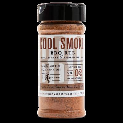 Cool Smoke BBQ Rub - 5.7 oz