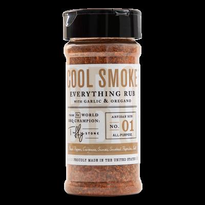 Cool Smoke Everything Rub - 5.3 oz