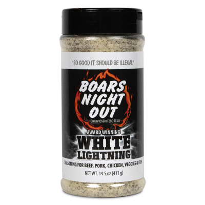 Boars Night Out White Lightning - 14.5oz