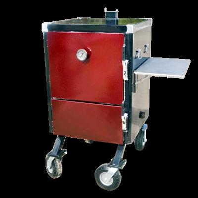 Humphrey's BBQ Smokers Qube'd Box