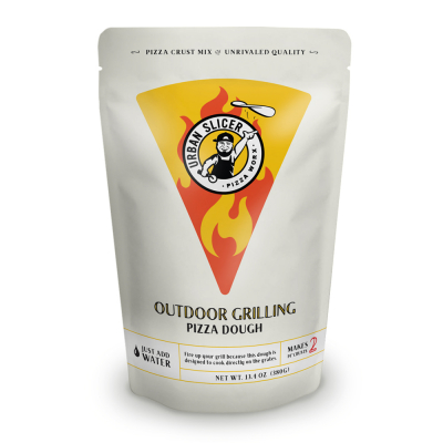 Urban Slicer Outdoor Grilling Pizza Dough - 13.4oz