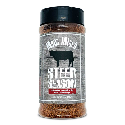 Meat Mitch Steer Season Rub - 10.5 oz