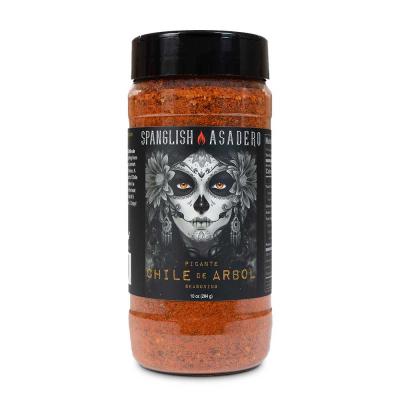 Spanglish Asadero Picante Chile De Arbol Seasoning - 10oz