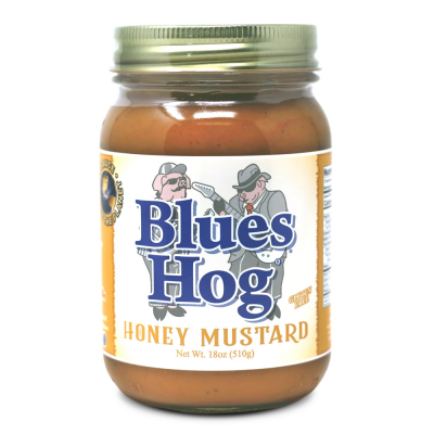 Blues Hog Honey Mustard BBQ Sauce - 18oz