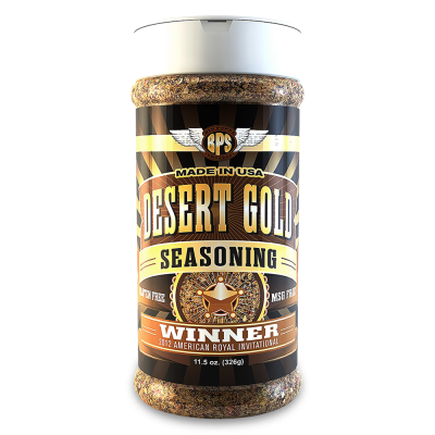 Big Poppa's Desert Gold Rub - 11.5oz