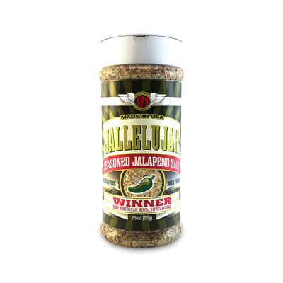 Jallelujah Seasoned Jalapeno Salt - 7.5oz