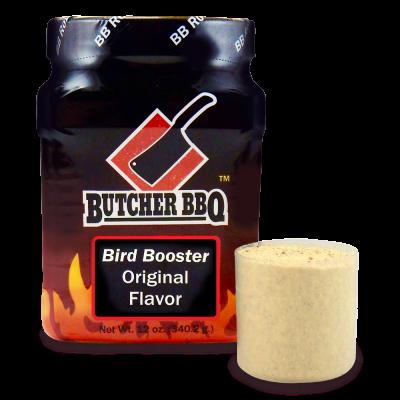 Butcher BBQ Bird Booster Injection - Original Flavor 12oz