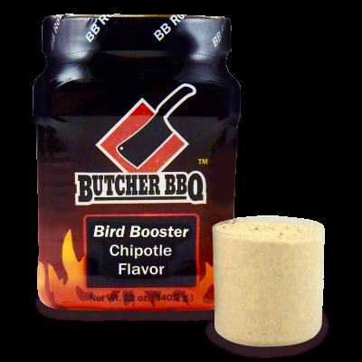 Butcher BBQ Bird Booster Injection - Chipotle Flavor 12oz