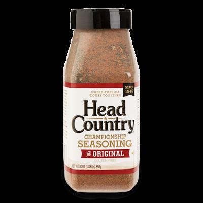 Head Country Championship BBQ Seasoning - 26oz