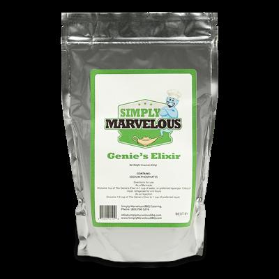 Simply Marvelous BBQ Rub Genie's Elixir - 16oz