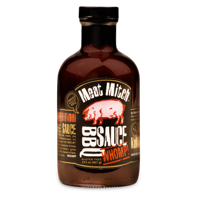 Meat Mitch Whomp! Competition BBQ Sauce - 21oz