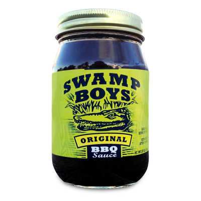 Swamp Boys Original BBQ Sauce - 32oz