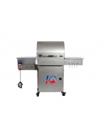 All-Stainless MAK 2 Star Grill & Smoker