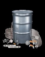 BPS Carbon Drum Smoker Kit