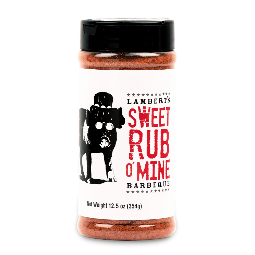 Sweet Rub O Mine - 12.5oz Shaker