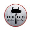 A Fine Swine