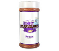 Simply Marvelous Pecan Rub, 13 oz